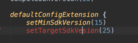 Error Kotlin Script