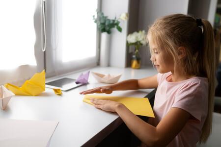 Siete beneficios de practicar la papiroflexia y nueve figuras para hacer con los niños