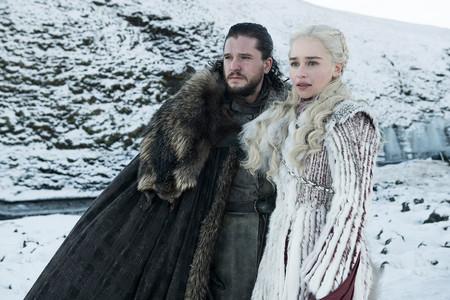 Juego De Tronos Jon Y Daenerys Juego De Tronos primer capítulo de la Octava Y Ultima Temporada