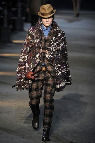 Alexander McQueen, colección Otoño-Invierno 2009