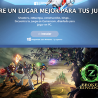 La plataforma Facebook Gameroom ya es compatible con los equipos con Windows