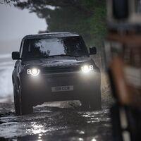 Land Rover Defender podría tener una versión SVR de más de 600 hp