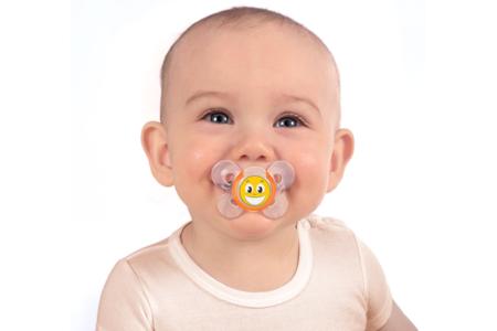 Por qué el chupete calma al bebé (y todos somos más felices, pero especialmente él)
