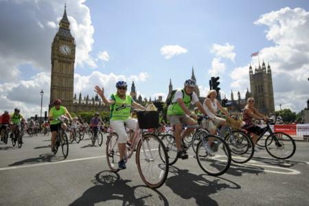 London Airelibre Ride