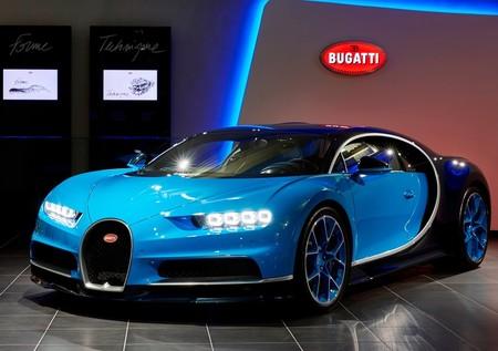 Bugatti Chiron 2017 1280 09