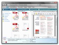 Foxit PDF Preview Handler, visualiza PDFs desde el Preview Panel de Windows Vista