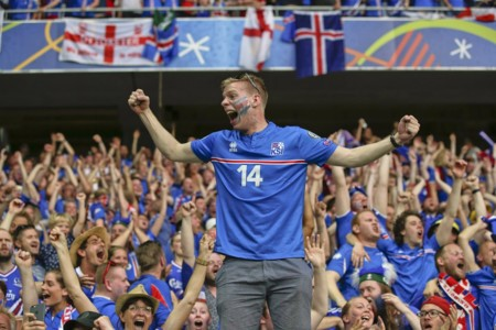 Islandia Gente