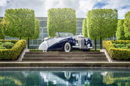 1952 Rolls Royce Silver Dawn Low 02