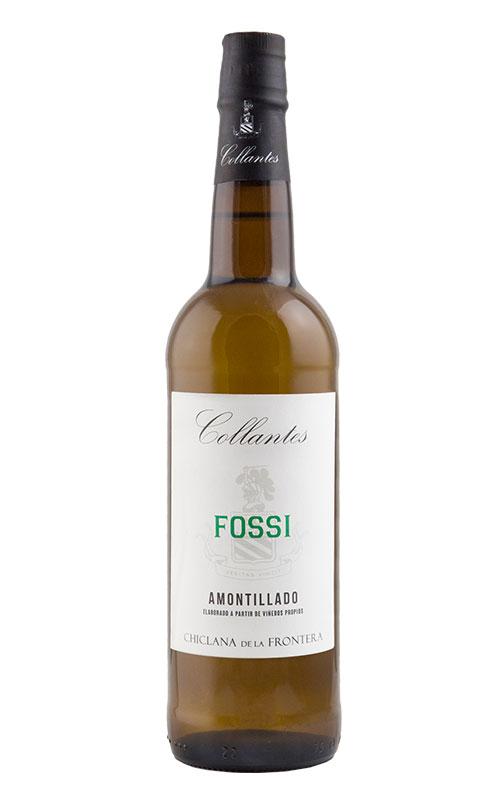 Amontillado Fossi. Bodegas Primitivo Collantes.