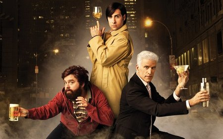 'Eastbound and Down' y 'Bored to Death' tendrán tercera temporada