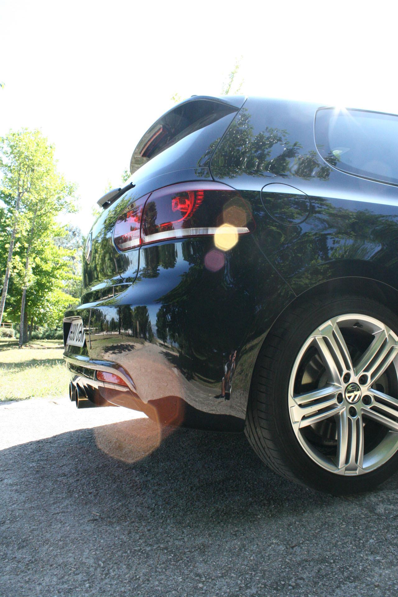 Foto de Volkswagen Golf R (prueba) (1/25)