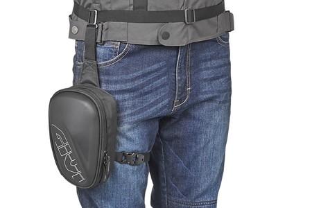 GIVI ST608: una bolsa de pierna para llevarlo todo en la moto de forma cómoda y asequible