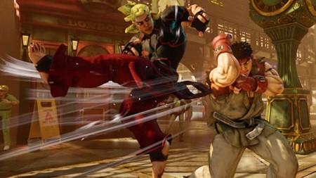 Estos son los movimientos para sacar lo mejor de Ken en Street Fighter V