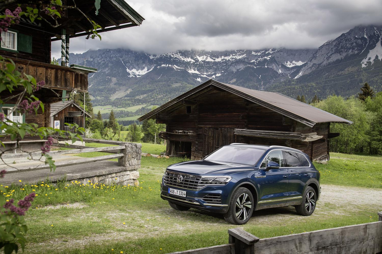 Foto de Volkswagen Touareg 2018, toma de contacto (58/83)