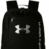 Por 24,48 euros tenemos la mochila Under Armour UA Hustle Backpack LDWR en color negro en Amazon