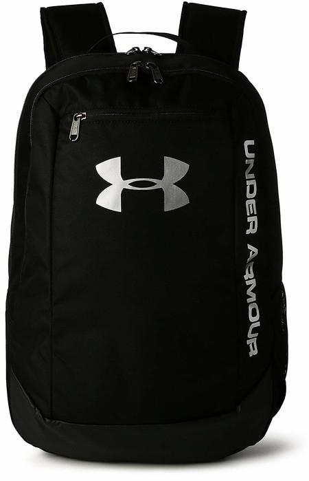 Por 24,48 euros tenemos la mochila Under Armour UA Hustle Backpack LDWR en color negro en Amazon