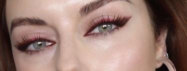11 formas de conseguir un delineado diferente estas Navidades según la maquilladora de las famosas Katie Jane Hughes