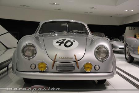 Lo primeros Porsche de carreras