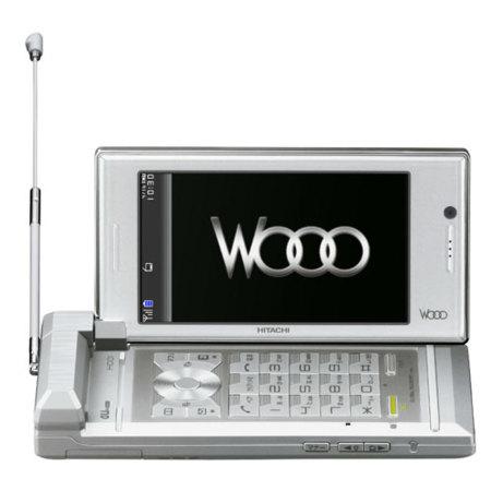 Hitachi Wooo H001, las pantallas 3D llegan a los móviles