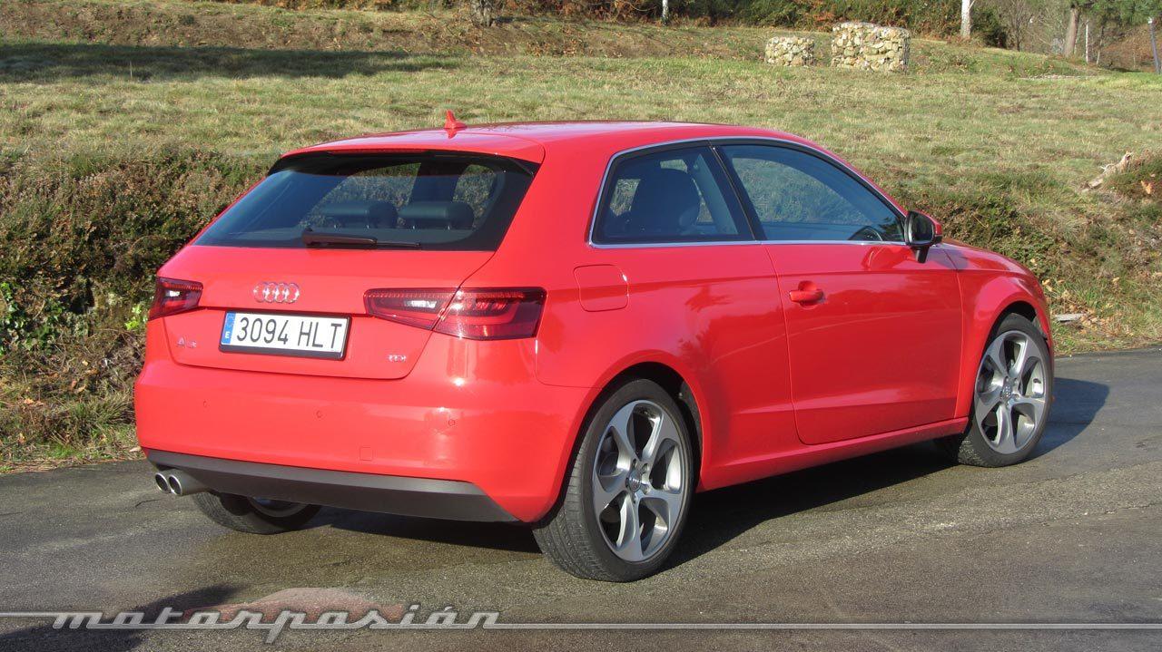 Foto de Audi A3 2.0 TDI (prueba) (47/52)