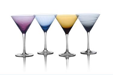 Set de copas para Martini Mikasa