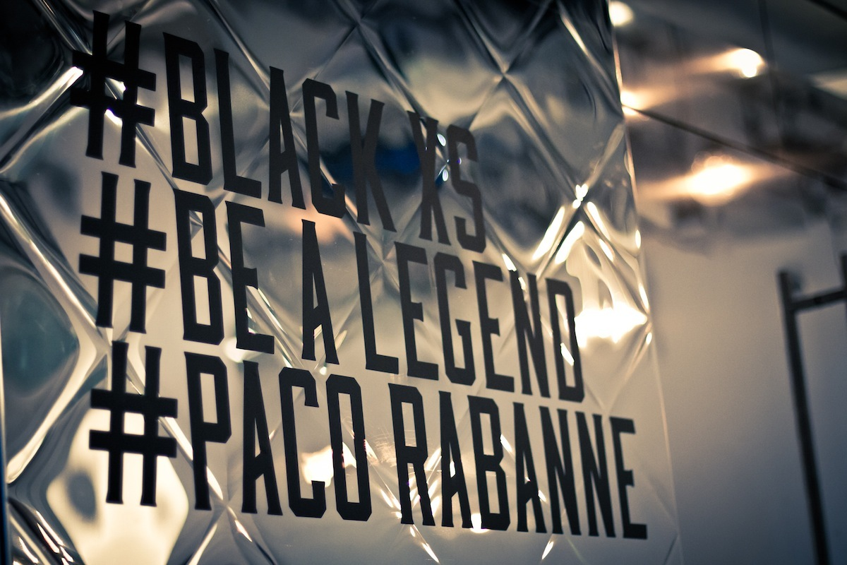 Foto de Paco Rabanne Black XS Records (55/60)