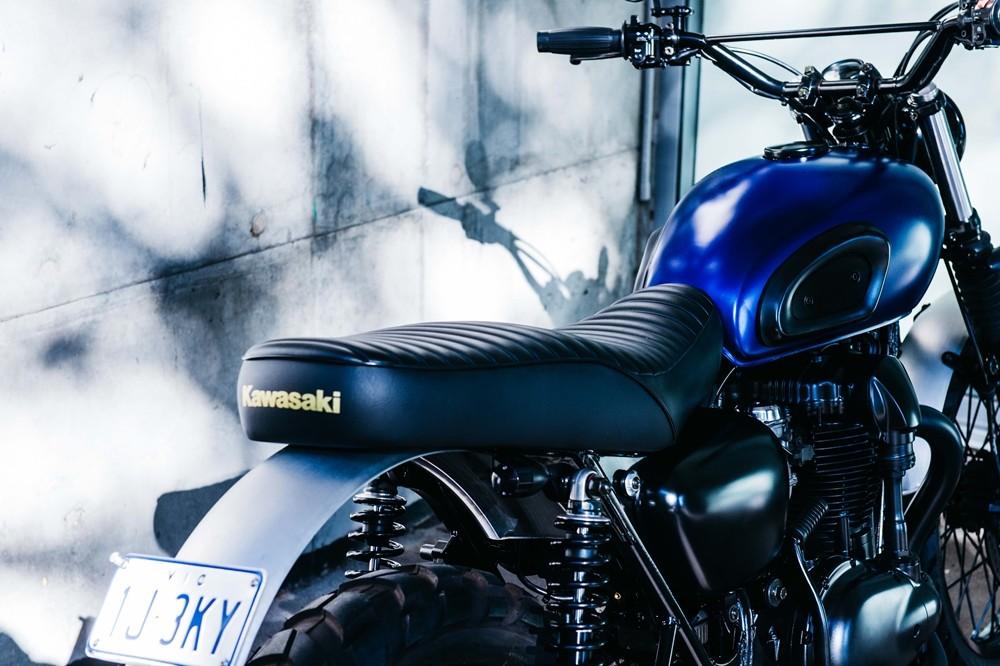 Foto de Kawasaki W800 Deus Ex Machina (40/99)