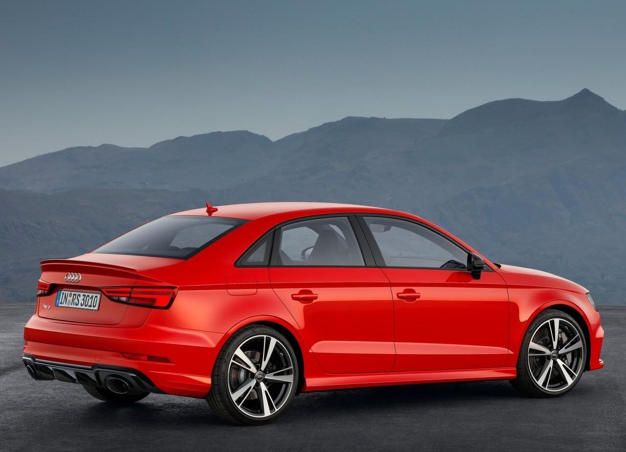 Foto de Audi RS3 Sedán (10/16)