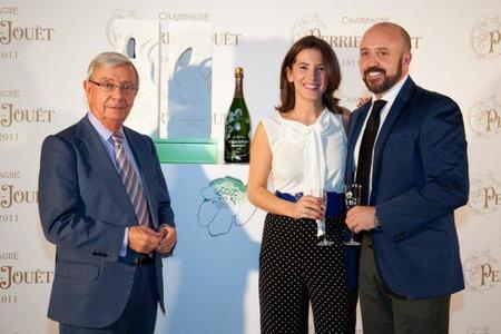 Perrier-Jouët celebra una gala en el Museo del Traje de Madrid por su 200º aniversario