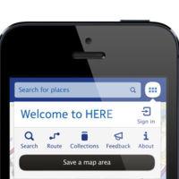 Nokia tiene la mira puesta en Apple para la venta de su división de mapas Here