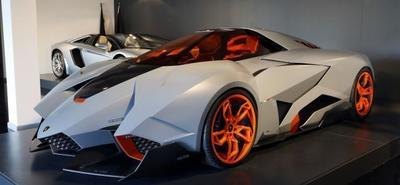 Lamborghini Egoísta encuentra un nuevo hogar en Italia