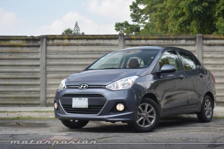 Probamos El Hyundai Grand I10 Sedan Y Tu Que Te Compraste Un