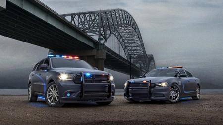 Dodge Durango Pursuit, un SUV más rudo, capaz y potente para la policía