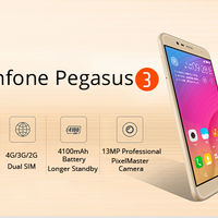 Asus Zenfone Pegasus 3 ahora por 95 euros en Tinydeal y con envío gratis