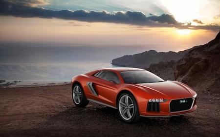 Frankfurt 2013: Audi Nanuk Quattro, la reinterpretación del Parcour concept.