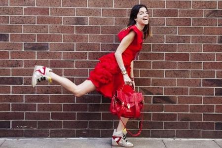 Esperando el clon de Zara TRF y sus sneakers... Encontramos otro en Zara Kids, ¿calzas menos de un 38?