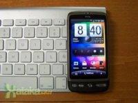 HTC Desire HD vuelve a aparecer en escena