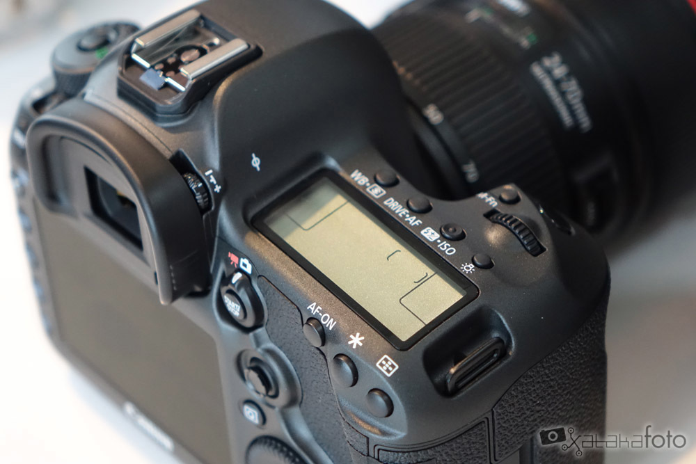 Canon EOS 5Ds y 5Ds R