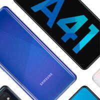 Amazon y PhoneHouse tienen el Samsung Galaxy A41 por sólo 199 euros