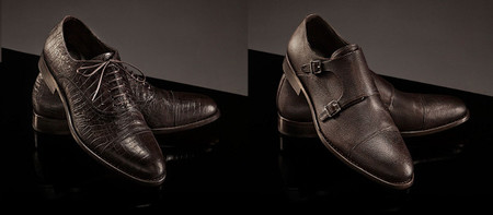 zapatos oxford cocodrilo