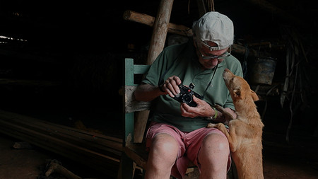 Elliott Erwitt El Silencio Suena Bien Documentales Movistar
