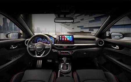 KIA Forte Hatchback 2022 precios versiones y equipo en mexico 3