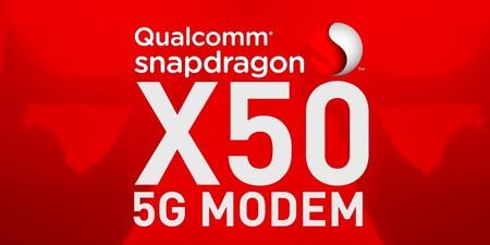 Qualcomm Snapdragon X50: el primer módem 5G con soporte a velocidades de hasta 5 Gbps