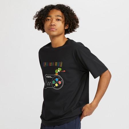 Camiseta Uniqlo Chico 1