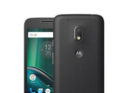 Smartphone Moto G4 Play por 155,50 euros y envío gratis