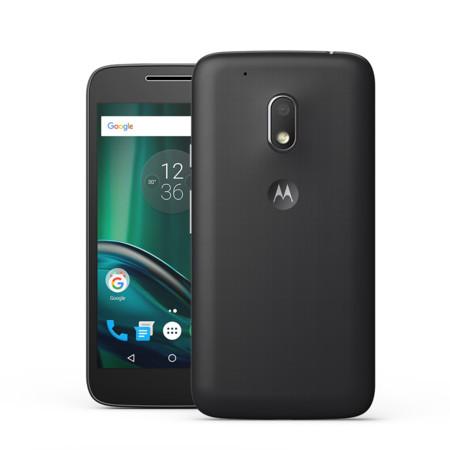 Smartphone Moto G4 Play por 129 euros en Amazon UK