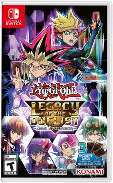 Yu-Gi-Oh: Legacy of the Duelist: Link Evolution para Nintendo Switch