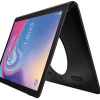 Samsung Galaxy View 2: imágenes filtradas muestran el aspecto de la próxima tablet gigante de Samsung