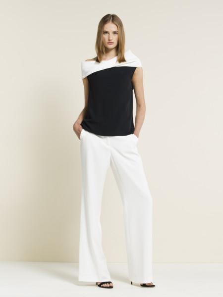 Blanco y negro: una combinación ganadora