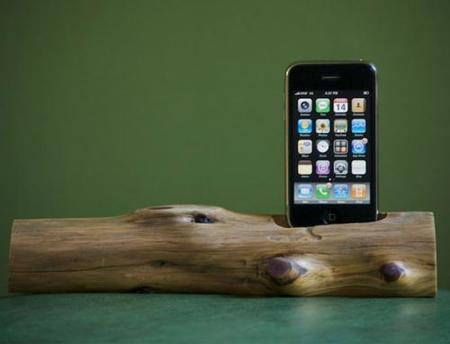 Cargador rústico para tu iPhone
